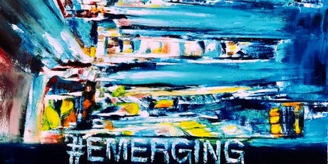 #EMERGING International Contemporary Art exhibition biglietti