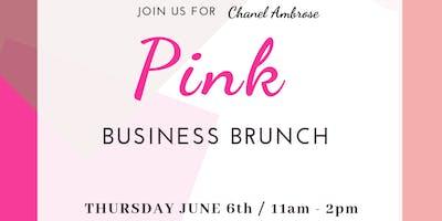 PINK BUSINESS BRUNCH