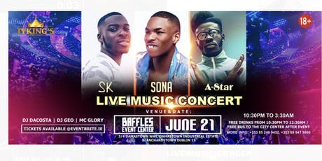 SK   SONA   A-Star  Live  Music Concert . tickets