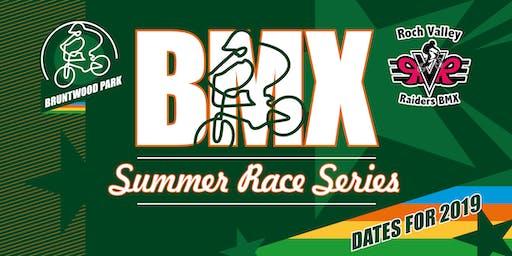 2019 Bruntwood Park BMX & RVR Summer Race Series - Round 2