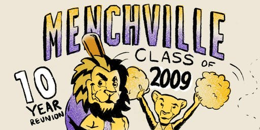 Menchville High School Class of 2009's 10 Year Reunion Social !!!