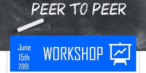 TKKSD Presents: An innovative Peer to Peer Workshop experience