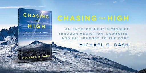 Chasing The High Book Launch - Salt Lake City