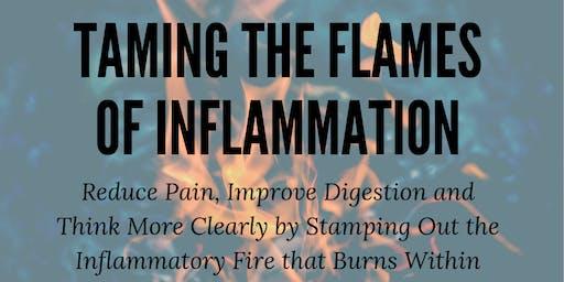 Taming the Flames of Inflammation with Sascha Kalivoda