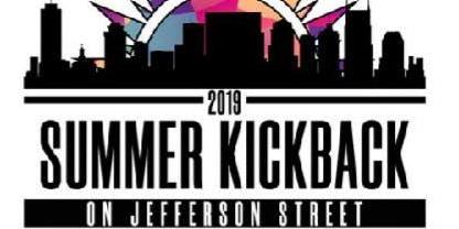 Jefferson Street Summer Kickback 2019
