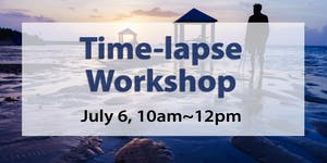Time Lapse Workshop with Sony