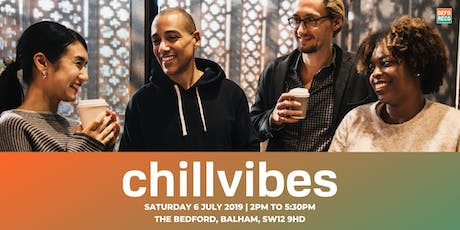 Chillvibes tickets