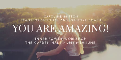 Inner Power Workshop at The Garden Hale