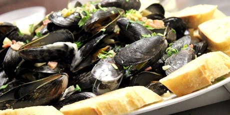 Spanish Tapas with Coastal Seafoods tickets