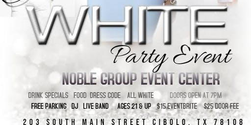 FAME PRESENTS ALL WHITE PARTY