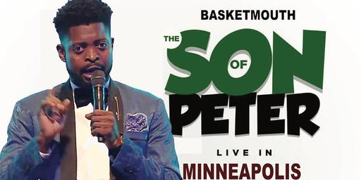 BASKETMOUTH LIVE IN MINNEAPOLIS