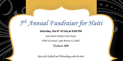 5th Annual IWTHC Fundraiser for Haiti