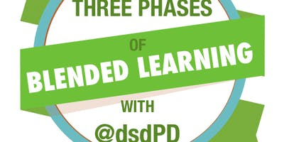 Three Phases of Blended Learning Certification Program