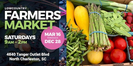 Lowcountry Farmers Market tickets