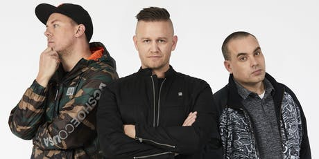 Hilltop Hoods Live In Ottawa tickets