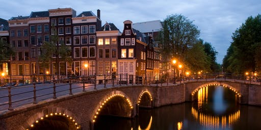 Amsterdam Layover - 3 hour Canal Cruise and Walking Tour (min 2 p.)