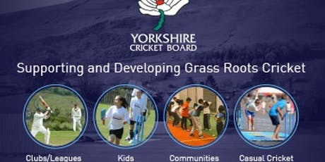 YORKSHIRE COUNTY CRICKET CLUB an afternoon of cricket at The GDPA Hub tickets