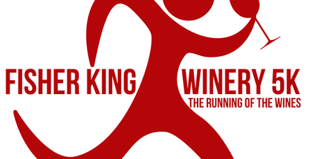Fisher King 5K Fun-Run Trail Race (The Running of the Wines) tickets