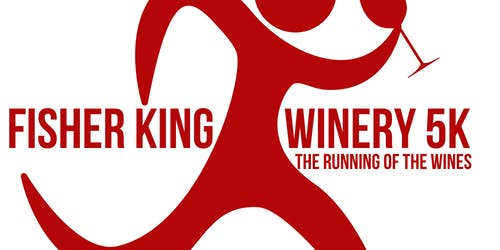 Fisher King 5K Fun-Run Trail Race (The Running of the Wines)