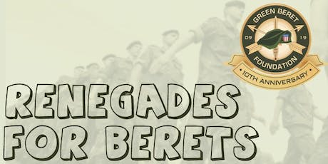 Renegades For Berets tickets
