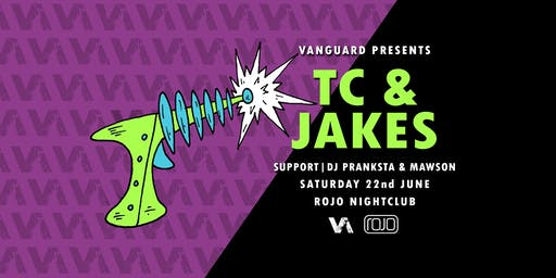 Vanguard invite TC & Jakes ** Exclusive Summer Rojo