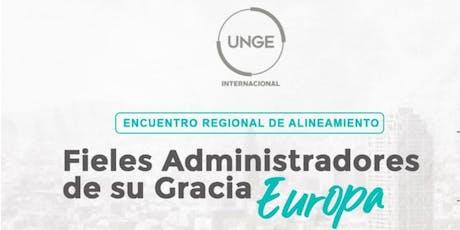 Encuentro de Alineamiento Regional BARCELONA entradas