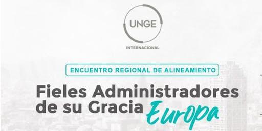 Encuentro de Alineamiento Regional BARCELONA