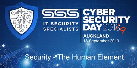 SSS Cyber Security Day 2019 (Auckland) tickets