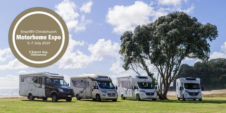 SmartRV Christchurch Motorhome Expo 2019 tickets