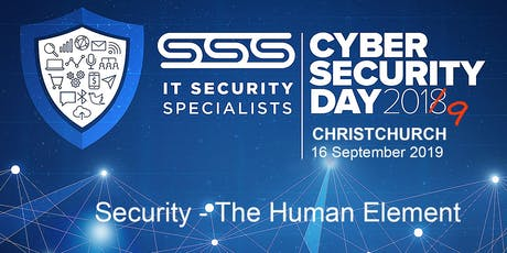 SSS Cyber Security Day 2019 (Christchurch) tickets