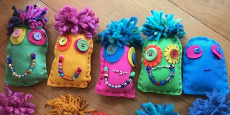Love Monsters at SPRINGFEST (11am) tickets