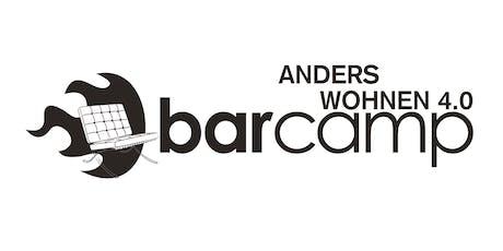 #WOHNCAMP19 – Barcamp Anders Wohnen 4.0 Tickets