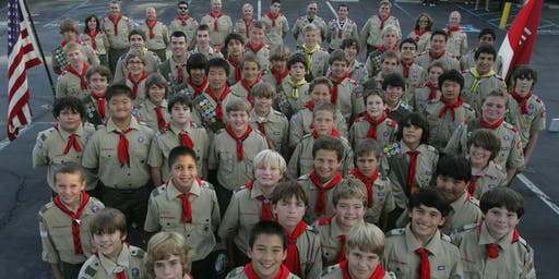 Boy Scout Troop 1201 Centennial Celebration and BBQ Dinner