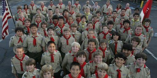 Boy Scout Troop 1201 Centennial Celebration and BBQ Dinner