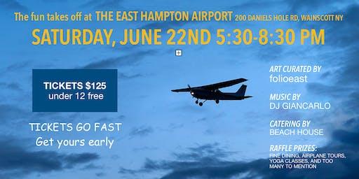 Hamptons Artists For Haiti–The 3rd annual Wings Over Haiti fundraiser