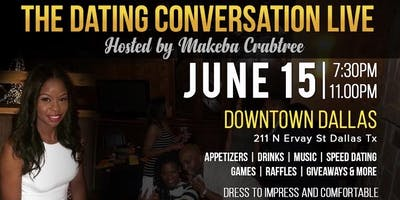 The Dating Conversation Live