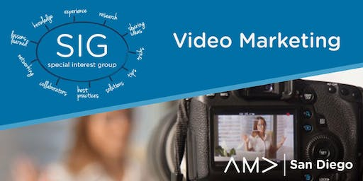 Video Marketing Special Interest Group - DIY Techniques for Video on a Budget