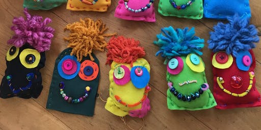Love Monsters at SPRINGFEST (1pm)