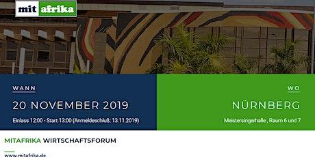 mitafrika | Wirtschaftsforum tickets