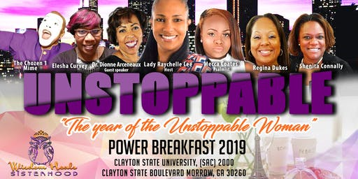UNSTOPPABLE 2019 Power Breakfast