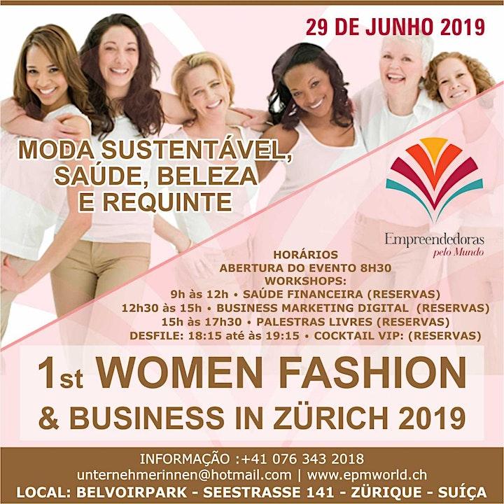 1st Women Fashion & Business in Zürich 2019: Bild