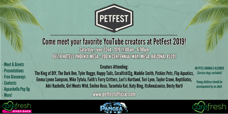 Petfest 2019 tickets