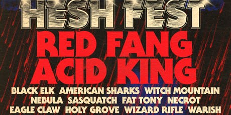 NORTHWEST HESH FEST 2019 FRIDAY & SATURDAY (SEPT 20-21) tickets