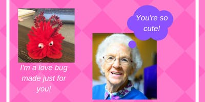 Inside Out Club Love Bugs for Seniors