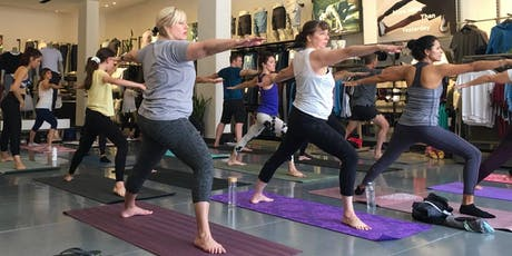 Sunday Morning Yoga Hosted By lululemon at The Americana at Brand tickets
