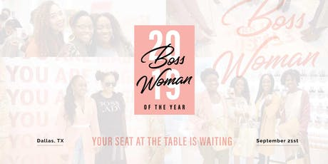 Boss Women of the Year Summit tickets