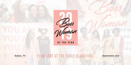 Boss Women of the Year Summit