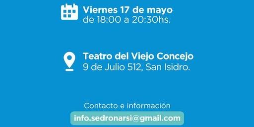 Capacitación de SEDRONAR en San Isidro