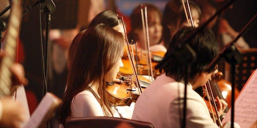 Sydney Symphony Orchestra Live Stream at Lake Mac Libraries - Elgar and Vaughan Williams