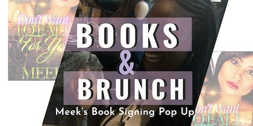 Books N' Brunch Pop Up